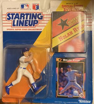 Nolan Ryan collectible toy for Sale in Hayward, CA