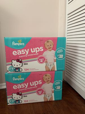 Pampers easy up for Sale in North Olmsted, OH