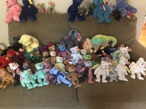 Beanie babies for Sale in Laurel, MD