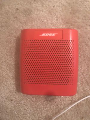 Bose Bluetooth speaker for Sale in Oaklyn, NJ