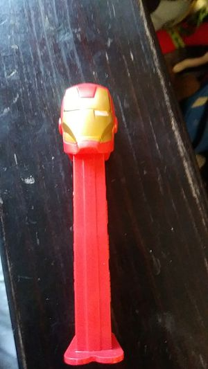 Iron man peez candy holder for Sale in Garden Grove, CA
