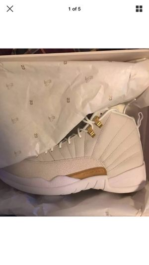 NIKE RETRO AIR JORDAN OVO 12s size 8 OFFER UP for Sale in New York, NY