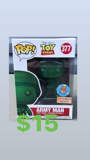 Army man funko pop for Sale in Fontana, CA