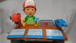 Collectible Disney Fisher-Price Handy Manny's repair shop. for Sale in Fort Worth, TX