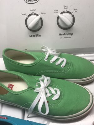 Vans , Levi and chucks for sell for Sale in Columbus, OH