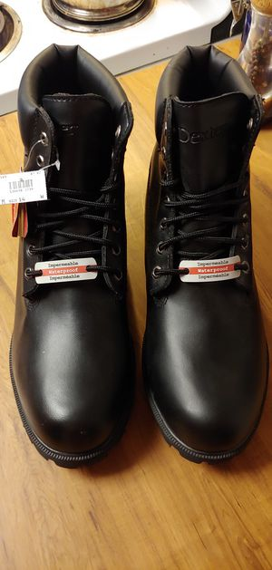 Dexter Work Boots size 14 wide for Sale in West Hempstead, NY