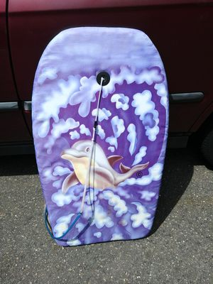 Dolphin Boogie Board for Sale in Wells, ME