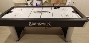 Brunswick Air Hockey Table for Sale in North Haledon, NJ