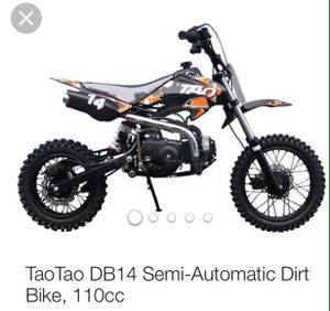 Toa -Tao 110cc for Sale in Baltimore, MD