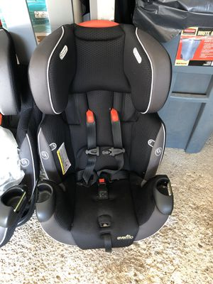 EvenFlo Symphony Elite All-In-One Convertible Car seat for Sale in Syosset, NY