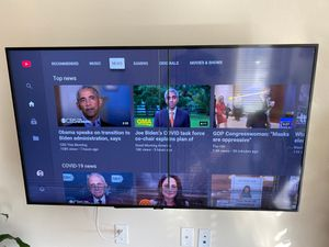 Samsung QLED Q60 55 inch TV for Sale in Broomfield, CO