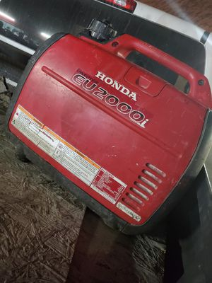 Honda generator for Sale in Bakersfield, CA
