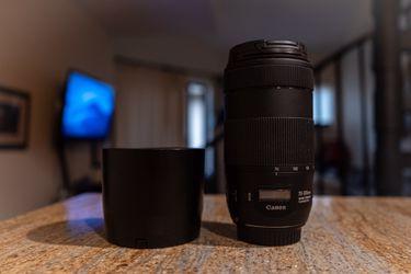 Canon lens 70-300mm ( camera lens ) for Sale in Boulder,  CO