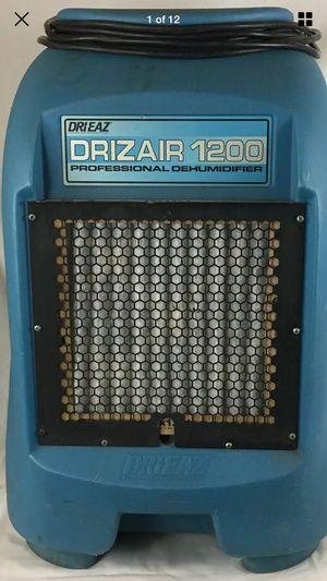 Drieaz dehumidifier for Sale in Nashville, TN