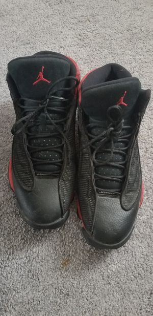 Jordans Black and red 13 for Sale in Pittsburgh, PA