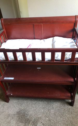 Baby changing table for Sale in Hurst, TX