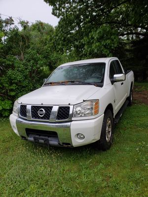2004 Nissan Titan for Sale in New Haven, CT