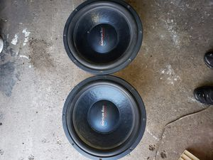 "American Bass XFL 15"" subwoofers for Sale in Dallas, TX"