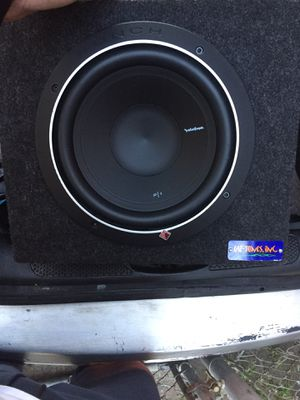 Subwoofer for Sale in undefined