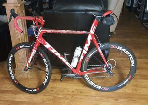 Time RXR Full Carbon Fiber road bike Serious buyers only for Sale in Edwardsville, IL