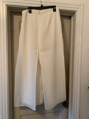 Ivory Dressy Pants for Sale in Jackson, MS