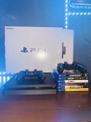 PS4 Slim 1tb (Like New) for Sale in Santa Ana, CA