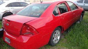 2013 Chevy Impala Parting Out for Sale in Austin, TX