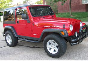 Perfect 2004 Jeep Rubicon Wheels Great for Sale in Lubbock, TX