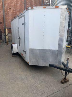 Frontier Enclosed trailer. 6x12 for Sale in Tucker, GA