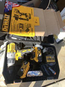 Dewalt 20v Brushless Hammer Drill for Sale in Stockton, CA