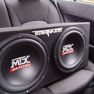 Terminator 12 Inch Speakers for Sale in Montgomery, AL