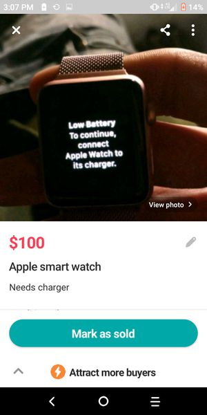Apple watch for Sale in New Haven, CT