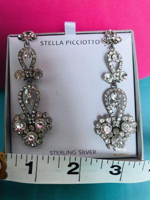 Long Night Earrings (imitation jewelry) for Sale in Arlington, VA