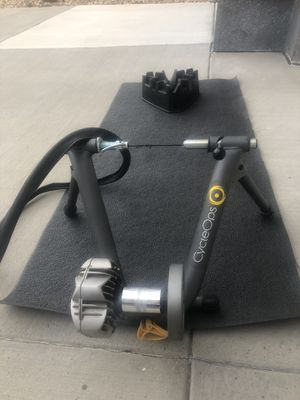 Cycle Ops Bike Trainer - complete setup for Sale in Arvada, CO