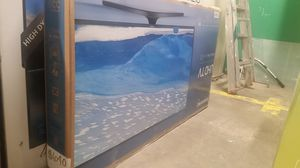 """Samsung ultra HD tv new 55"""" for Sale in Charlotte, NC"""