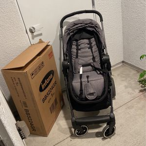 Infans Baby stroller - Used Only Month for Sale in Milpitas, CA