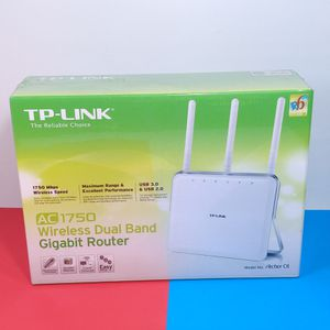 TP-Link AC1750 Archer C8 Wireless Dual Band Gigabit Router for Sale in City of Industry, CA