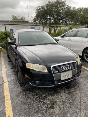 Audi A4 2007 for parts for Sale in Hollywood, FL