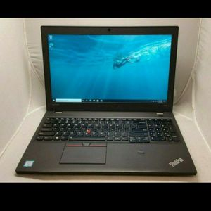 LENOVO ThinkPad E560 Laptop 15,6inch Intel I5-2.5GHz 8GB RAM 500GB HD Windows 10, Office Full Package for Sale in Los Angeles, CA
