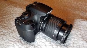 Rebel t5 EOS DSLR Canon camera. for Sale in Melrose Park, IL