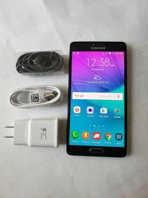 Samsung Galaxy Note 4 ,,Excellent Condition, FACTORY UNLOCKED. for Sale in Springfield, VA