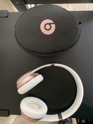 Beats Solo3 Wireless On-Ear headphone for Sale in Herndon, VA