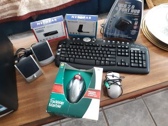 Computer accessories for Sale in Madison Heights,  VA