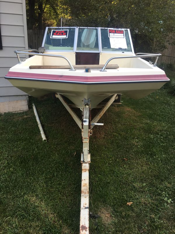 1976 star fire try hull boat