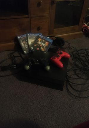 PS4 for Sale in West Sacramento, CA