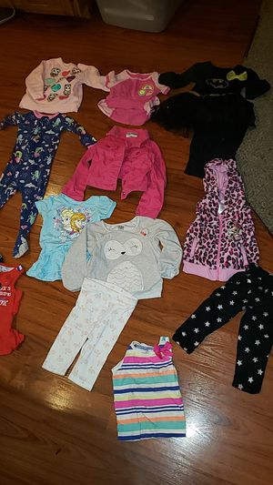 Baby girl clothes size 18-24 months for Sale in Kent, WA
