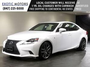 2014 Lexus IS for Sale in Rolling Meadows, IL