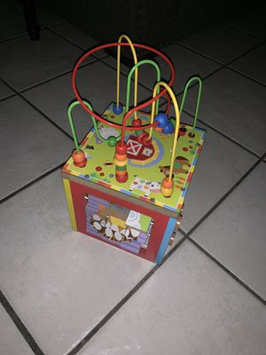 Baby/toddler learning/sensory toy for Sale in Tampa, FL