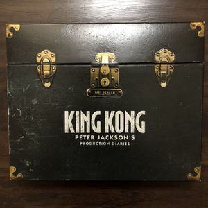 King Kong Peter Jackson's Production Diaries for Sale in Pasadena, CA