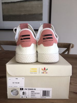 adidas Tennis HU Pharrell Raw Pink for Sale in Jupiter, FL